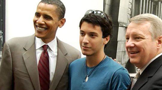 President Obama & cast